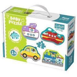 Puzzle Baby Classic Pojazdy transportowe