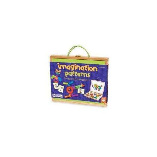 Zabawki z drewna, Drewniana walizka magnetyczna