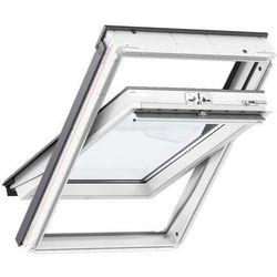 Okno obrotowe GLU 0051 VELUX z górnym otwieraniem - 78x118