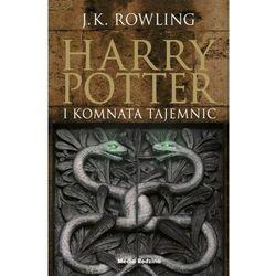 Harry Potter 2 Komnata Tajemnic TW (czarna edycja) (opr. twarda)