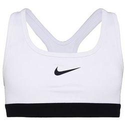 Nike Performance CLASSIC Biustonosz sportowy white/black
