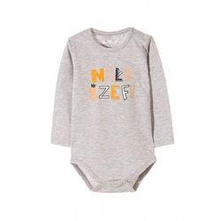 Body niemowlęce z długim rękawem 5T3472 Oferta ważna tylko do 2019-10-08