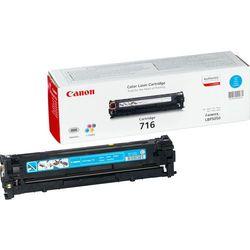 Canon oryginalny toner CRG716, cyan, 1500s, 1979B002, Canon LBP-5050, 5050n, MF-8050
