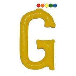 Dmuchaniec litera G - 35 cm - 1 szt.