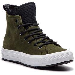 Tenisówki CONVERSE - Ctas Wp Boot Hi 162408C Utility Green/Black/White