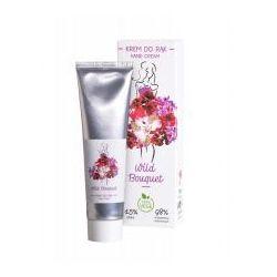 Scandia Cosmetics Krem do rąk 15% Shea Wild Bouquet 70 ml