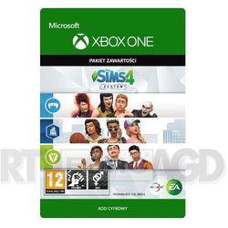 The Sims 4 - Pakiet Dodatków 4 DLC [kod aktywacyjny] Xbox One