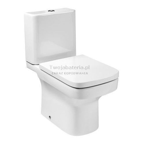 Roca Dama-N miska WC do kompaktu A342787000