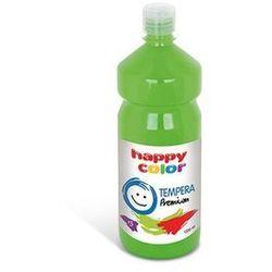 Farba HAPPY COLOR Tempera 1l. jasnozielony