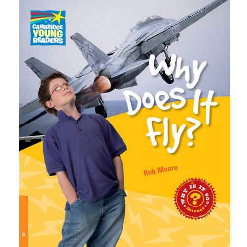 Książki do nauki języka, CYRF Why Does It Fly? (lp) (opr. miękka)