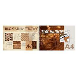 Blok milimetrowy Kreska A3/20k. 00448