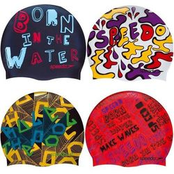 Czepek Speedo Slogan cap 8083860000 junior