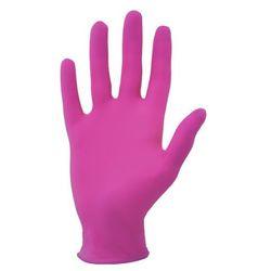 Rękawice nitrylowe NITRYLEX collagen L 100szt