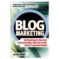 Biblioteka biznesu, Blog Marketing (opr. twarda)