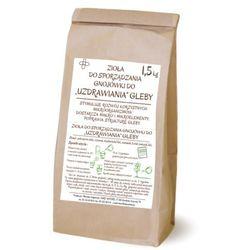 Zioła do sporządzania gnojówki do uzdrawiania gleby 1,5kg Dary Natury