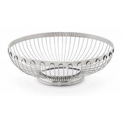Koszyk na chleb Platinum | owalny | 240x190x(H)78mm