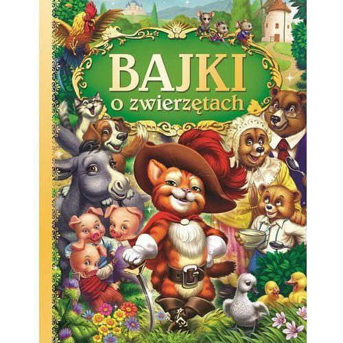 Książki dla dzieci, Bajki O Zwierzętach Tw - Praca zbiorowa (opr. twarda)