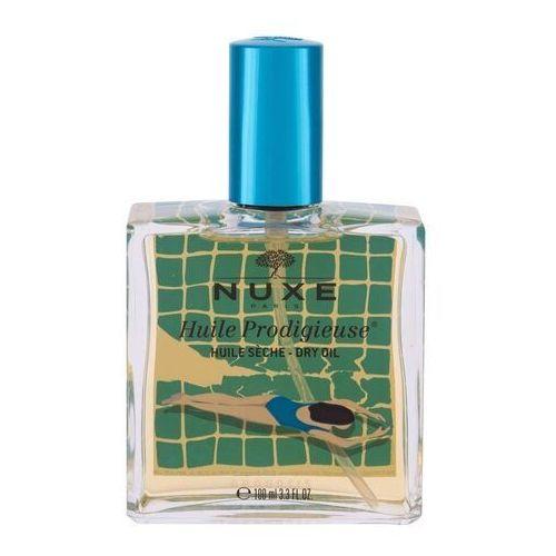 Pozostałe kosmetyki do ciała, NUXE Huile Prodigieuse Limited Edition Multi-Purpose Dry Oil olejek do ciała 100 ml dla kobiet Blue
