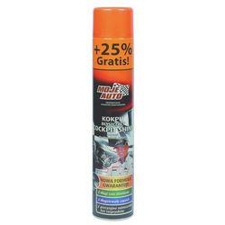 Spray Kokpit błyszczący black 600ml Moje Auto 19-113 !ODBIÓR OSOBISTY KRAKÓW! lub wysyłka od 7zł! (Przy zakupie 24 sztuk cena 6.50zł netto)