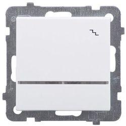 Włącznik schodowy z podświetleniem SONATA OSPEL