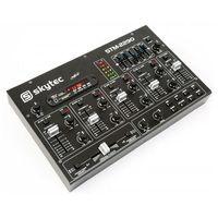 Zestawy i sprzęt DJ, Skytec STM-2290 6-kanałowy mikser Bluetooth USB SD MP3 FX
