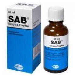 Krople sab simplex 30 ml. wyprzedaż