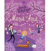 Książki dla dzieci, Mania czy Ania (opr. twarda)