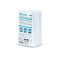 TZF II R - 50 sztuk - foliowe opak. - Certyfikowane maski medyczne - produkt polski