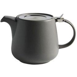 Maxwell & Williams - Tint - Dzbanek do herbaty, grafitowy, 0,60 l - grafitowy