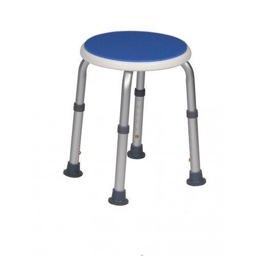 Taboret prysznicowy i wannowy okrągły - BLUE 528020.