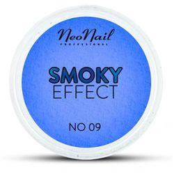 NeoNail SMOKY EFFECT Pyłek No 09 (granatowy)