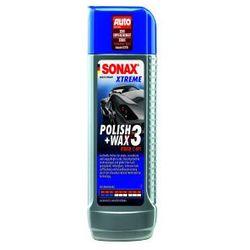 Sonax XTREME Polish+Wax 3 Hybrid NPT 250 Mililitr Puszka