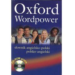 Oxford Wordpower słownik angielsko-polski polsko-angielski + CD (opr. miękka)