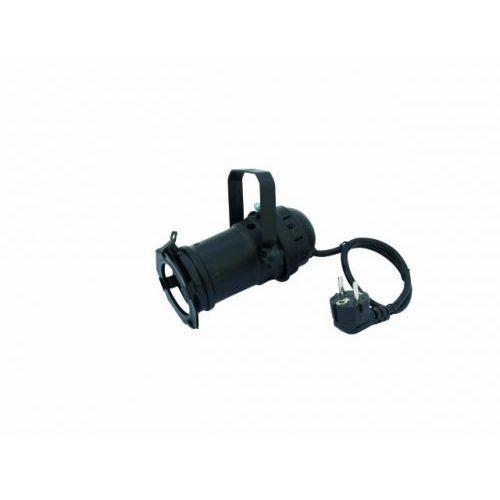 Zestawy i sprzęt DJ, Eurolite PAR-16 obudowa czarna GU 10/230V