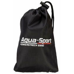 AQUA-SPORT POWERSTRECH MINI BAND GUMA OPOROWA YELLOW 0,5 MM LIGHT