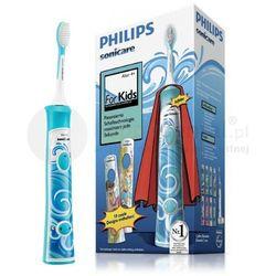 Szczoteczka soniczna dla dzieci Philips Sonicare For Kids AQUA HX6311/07