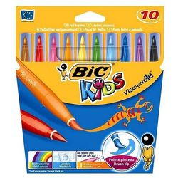 Flamastry Bic Kids Visaquarelle 10 kolorów