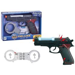 Pistolet policyjny z kajdankami