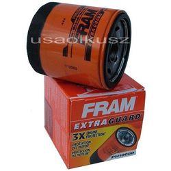 Filtr oleju silnika firmy FRAM Chevrolet Captiva Sport 3,0 2012