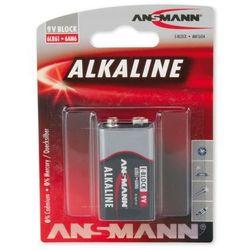 Bateria ANSMANN Red LR9 E-Block (1 szt.)
