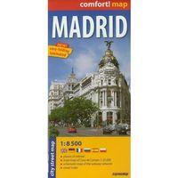 Mapy i atlasy turystyczne, Madrid Plan Miasta 1:8500
