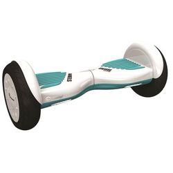 Elektryczna deskorolka SKYMASTER Wheels 11 Dual Smart Biało-miętowy