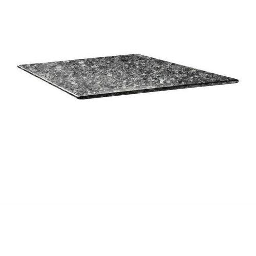 Pozostała gastronomia, Blat kwadratowy czarny granit | różne wymiary