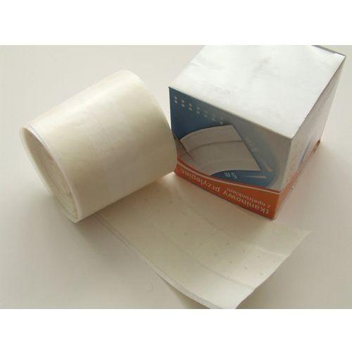 Plastry opatrunkowe, Plaster z opatrunkiem na tkaninie 8cm x 5m