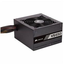 Zasilacz CORSAIR VS650 650W (CP-9020172-EU) DARMOWY TRANSPORT