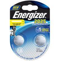 Baterie, Bateria Energizer litowa CR2025 2szt. blister