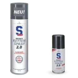Weisses Ketten Spray 2.0 S100, Smar Do łańcucha w sprayu 400ml