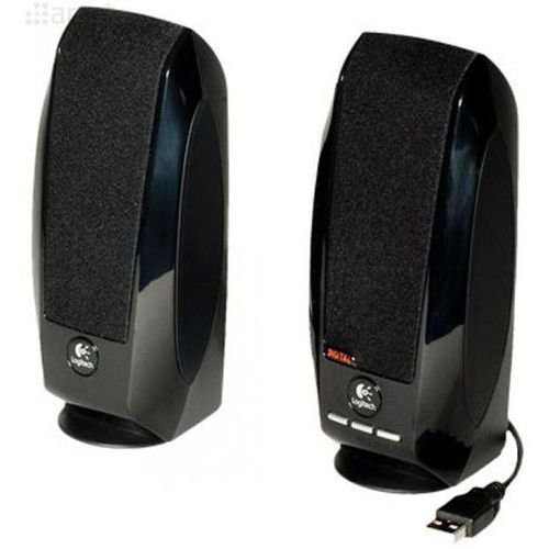 Głośniki do komputera, Głośniki komputerowe Logitech S150 Black (980-000029) Natychmiastowa wysyłka! Darmowy odbiór w 19 miastach!