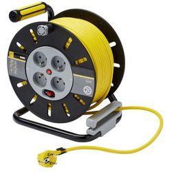 Przedłużacz bębnowy Diall 2 x 16 A 3 x 1,5 mm2 50 m