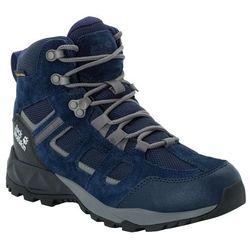 Damskie buty trekkingowe VOJO HIKE XT TEXAPORE MID W dark blue / purple - 5,5